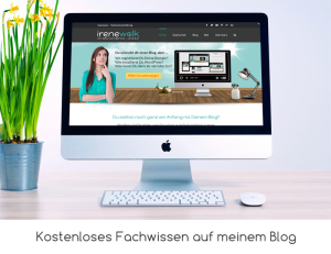 Blog Irene Wolk